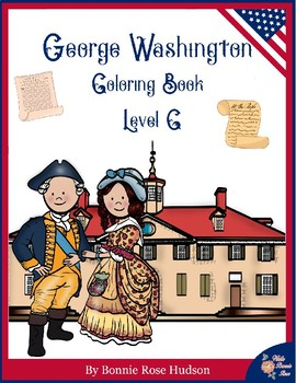 George Washington Coloring Book—Level C