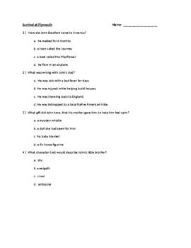 George Washington Comprehension Test - Benchmark Series