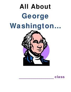George Washington Cover Page