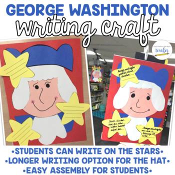 George Washington Craftivity