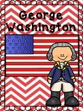 George Washington Craftivity (President's Day)