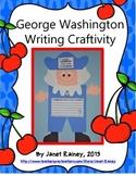 George Washington Writing Craftivity with Literacy Activit