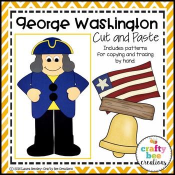 George Washington Cut and Paste
