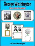 George Washington - Draw the President