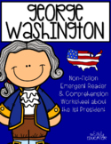 George Washington Emergent Reader