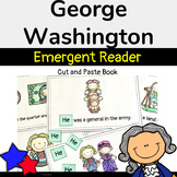 George Washington Book (Emergent Reader) and Class Read Aloud