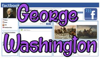 George Washington Facebook