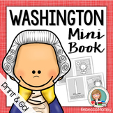 """George Washington: Father of Our Country"" Mini-Book"