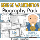 George Washington Biography Pack
