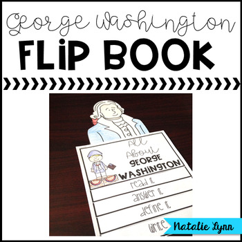 George Washington Flip Book