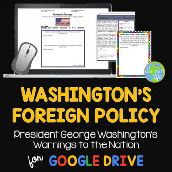 George Washington Foreign Policy