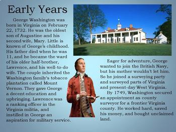 American Revolution: Founding Father, George Washington
