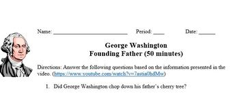 George Washington Founding Father