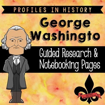 George Washington Guided Research Activity
