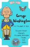 George Washington Information Book