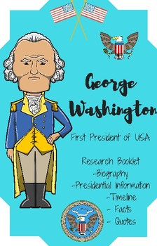 George Washington Information Book