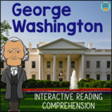 George Washington Reading Comprehension Interactive Activity