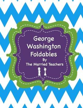 George Washington Interactive Historical Figure Foldables