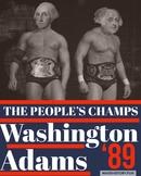 George Washington John Adams '89 Social Studies Classroom Poster