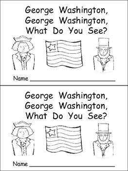 Kindergarten Holidays Seasons Worksheets Color A U S President Thomas Jefferson