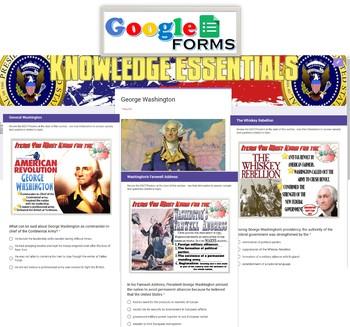 George Washington Knowledge Essentials