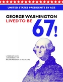 George Washington Lived To Be 67!
