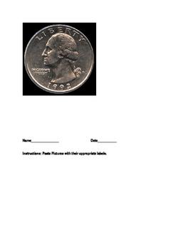 George Washington Matching Pictures