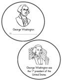 George Washington Mini-Book