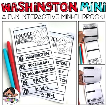 George Washington Mini-Flip