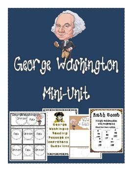 George Washington Mini-Unit