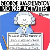 George Washington Unit for President's Day