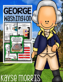 George Washington Activities, Close Reading, Crafts, and More