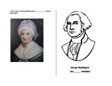 George Washington Minibook SOL 2.11 Famous Americans