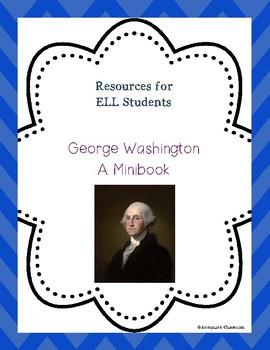 George Washington Minibook for ELL Students