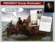 George Washington PPT & handouts (foreign/domestic legacy-quotes-links-cartoons)