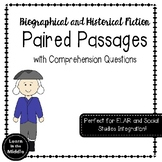 George Washington Paired Passages Test Practice