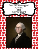 George Washington Portrait and Anchor Chart Poster - Famou