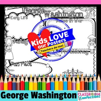 George Washington: research graphic organizer