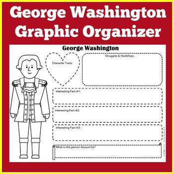 George Washington Biography | Graphic Organizer