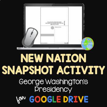George Washington Precedents Snapshot Foldable