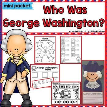 George Washington, President