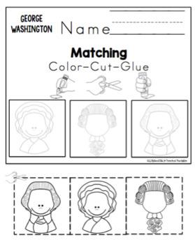 George Washington Printable