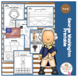 George Washington Printable