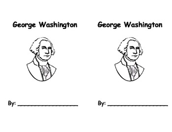 picture about Printable Picture of George Washington named George Washington Printable Ebook