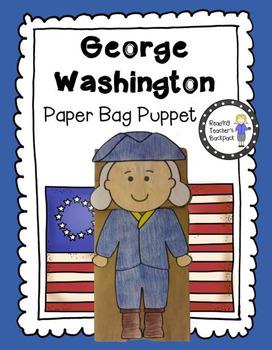 George Washington Puppet
