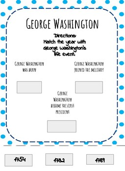George Washington Quick Task