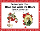 George Washington-Reading Comprehension- Read The Room- Grades 4-7