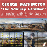"George Washington - Recreating ""The Whiskey Rebellion"" Painting"