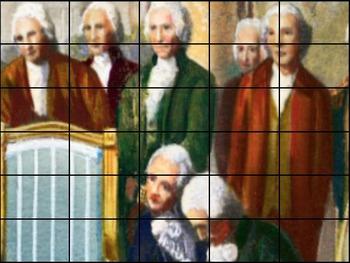"""George Washington - Recreating """"Washington's Inauguration"""" Painting"""