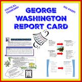 George Washington Report Card